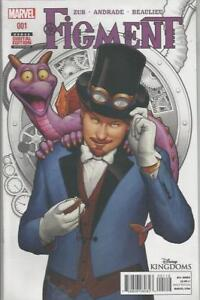 FIGMENT #1 2ND PRINT - Back Issue (S)