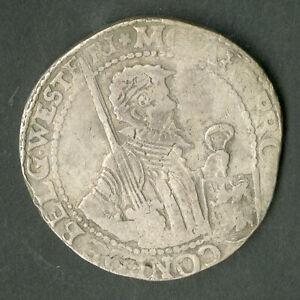 Belgium Coin 1622 Silver Thaler NO RESERVE!