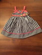 Samara Picnic Baby Dress 3 months with diaper cover!
