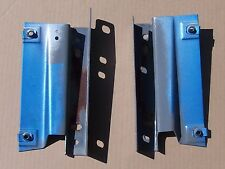 92 - 97 FORD F250 F350 F450 DIESEL CORE SUPPORT RADIATOR MOUNTING BRACKETS PAIR