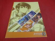 Fire Emblem 0 Cipher Fates Trading Card Game Promo Notebook - Thracia *NEW*
