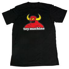 Toy Machine Monster Camiseta Negro