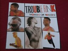 "Trouble Funk:  Woman of Principle     7""  EX+"