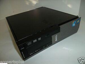Dell Optiplex 960 Intel Core 2 Quad 2.40GHz 250GB 4GB DVDRW Wi-Fi ATI Radeon 256