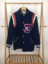 VTG Parkland High School Polo P Letterman Varsity Jacket Size 42 USA
