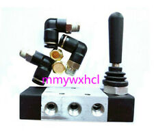 Tire Tyre Changer Parts Hand Controlled Switch Assist Air Valve With Fittings