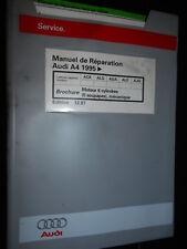 AUDI A4 depuis 1995 : manuel d'atelier - Moteur 6 cylindres 2.4 et 2.8 30S