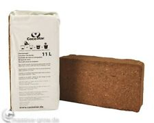 CocoStar Kokosziegel Kokosfaser Kokossubstrat Kokosziegel Brick Grow Kokosblock