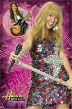 HANNAH MONTANA ~ GUITAR PICKS 24x36 MUSIC POSTER Miley Cyrus NEW/ROLLED!