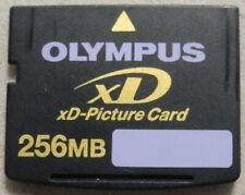 OLYMPUS XD PICTURE MEMORY CARD 256MB CHEAP.
