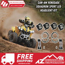 BAJA DESIGNS |Can-Am Renegade Squadron Sport LED Headlight Kit| FREE SHIPPING