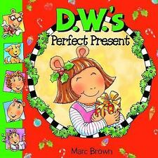 D.W.'s Perfect Present (Arthur)-ExLibrary