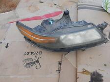 2007 07 2008 08 ACURA TL 3.2L FRONT RIGHT PASSENGER SIDE HEADLIGHT XENON HID