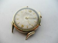 VTG GIRARD PERREGAUX MENS DRESS WRISTWATCH-MINTY MOVEMENT! 4 REPAIR~U/FIX~1960's