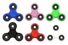 100 X Lot Hand Spinner Tri Fidget Steel Ball Toy Finger Gyro For Kids Adult