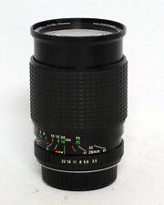 Ultra Zoom 28-100mm 1:3.5-5.5 MC Auto Zoom Lens 35mm SLR Film Pentax K mount MF