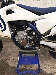 Motocross Engine Rebuild 4 Stroke