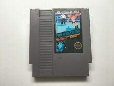 PRO WRESTLING - NES GAME ONLY *CLEANED AND TESTED*