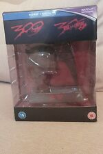 300&300: rise of an empire blu-Ray box set with Spartan helmet