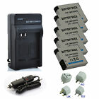 Battery / Charger For Panasonic Lumix DMC-TZ70 DMC-TZ60 DMC-TZ57 Digital Camera