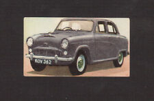 Austin A50 Cambridge Rare 1950s Automobile Car Spanish Collector Card #139