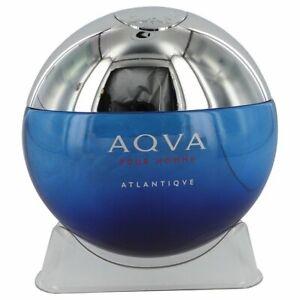 Bvlgari Aqua Atlantique by Bvlgari 3.4 oz EDT Cologne Spray for Men Tester