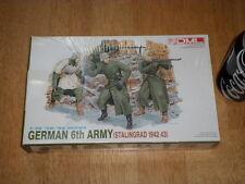 WW#2, German 6th Army (STALINGRAD 1942-43), Plastic Model Kit,Scale 1/35