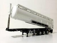 WSI TRUCK MODELS,BULK TRAILER KIPPER 3 AXLE,1:50, Diecast, Lorry, Sealed