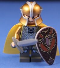 LEGO® The HOBBIT™ Custom Mirkwood™ THRANDUIL Deluxe minifigure + Golden Helmet!
