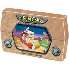 The Flintstones: Complete Classic TV Series Limited Edition DVD Boxed Set NEW!