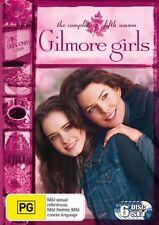 Gilmore Girls : Season 5 (DVD, 2006, 6-Disc Set)