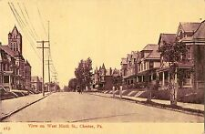 The View on West Ninth Street, Chester PA