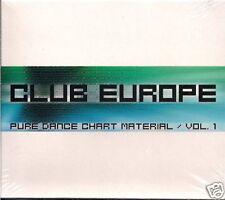 2 CD in-grid, Gardeweg, Whigfield, Jan Wayne 'Club Europe' NUOVO/NEW/OVP