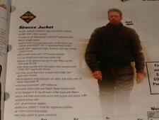 "Teknic ""Sirocco"" Men's Size 46 Blue Riding Jacket-$329"