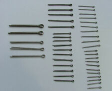 STAINLESS STEEL SPLIT COTTER PIN VARIOUS SELECTION