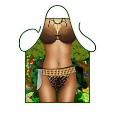 Novelty Kitchen Apron Cave Women Design Gifts for Men & Women Brand new