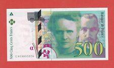 (Ref: C0182) 500 FRANCS PIERRE ET MARIE CURIE 1994 (NEUF)