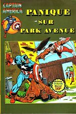 Captain America N°11 - Panique sur Park Avenue - Arédit-Marvel Comics -1979 - BE