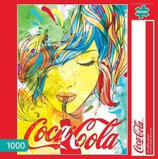 BUFFALO GAMES COCA-COLA JIGSAW PUZZLE LIFE TASTES GOOD 1000 PCS #11272
