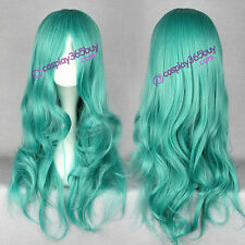Bleach Neliel Tu Oderschvank cosplay wig sailor moon Sailor Neptune  cosplay wig