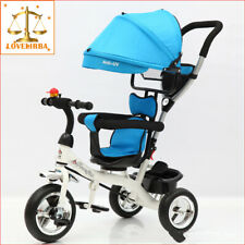Tricycle Bike Trike Baby Prams Kids Stroller Toddler Ride-On Toy  KTR2002