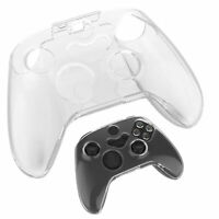 AU_ for Xbox Series S/X Gamepad Transparent Shell Protective Cover