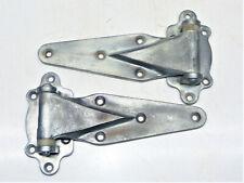 "Pair (2) of Kason HDWE Corp 9"" No 1409 Strap Hinges INV15189"