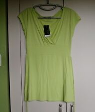 Jane Norman Cross Bust Top - Unworn with Tag - Size 10