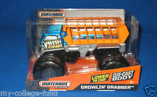 Matchbox Die-Cast Body Growlin Grabber NEW