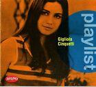 CINQUETTI GIGLIOLA - PLAYLIST - BEST - CD NUOVO SIGILLATO