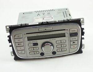 Ford Galaxy 2 II WA6 Autoradio Radio CD 8S7T-18C815-AA