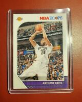 2019-20 NBA 🏀 PANINI HOOPS BASE ANTHONY DAVIS for the LA LAKERS in Great Cond.