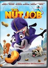"""The Nut Job DVD Brand New Factory-Sealed """"Laugh Out Loud Funny!"""""""
