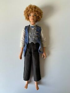 Barbie Mattel 1999 My Scene Bryant curly hair articulated doll clothed